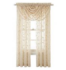 Royal Velvet Harmon Sheer Window Treatments JCPenney