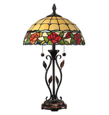 Dale Tiffany™ Rose Table Lamp JCPenney