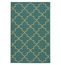 Geo Washable Rectangular Rug JCPenney
