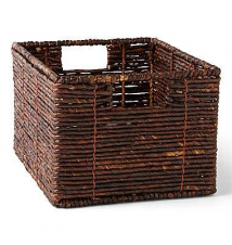 Michael Graves Design Natural Storage Basket JCPenney