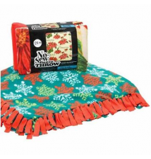 50% off No-Sew Fleece Throw & No-Sew Christmas Kits Jo-Ann Fabric And Craft Store