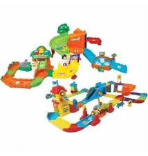 Smart Wheels train station playset or Zoo Explorers playset Kmart