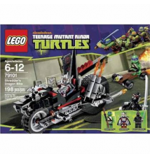 Lego Shredder's Dragon Bike Kmart