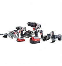 Porter Cable 8-Tool 20-Volt MAX Lithium Ion Cordless Combo Kit Lowe's