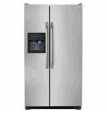 Frigidaire 26 cu ft Side-by-Side Refrigerator Lowe's