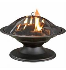 Garden Treasures Steel Fire Pit Lowe's