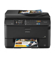 Epson WorkForce Pro WF-4630 All-in-One Inkjet Printer OfficeMax