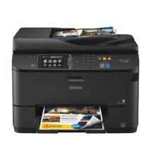 Epson WorkForce Pro WF-4630 All-in-One Inkjet Printer OfficeMax