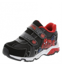 Boys' Toddler Spider-Man Light-Up Runner Payless