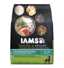 Iams Healthy Naturals Adult Dog Food PetSmart