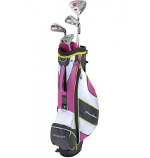 TOMMY ARMOUR Girls' Hot Scot 6-Piece Golf Set - Ages 6-8 Sports Authority