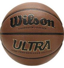 WILSON Ultra Composite Indoor / Outdoor Basketball Sports Authority