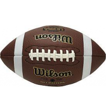 Wilson Ultra Junior Composite Football Sports Authority