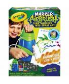 Crayola® MarkerAirbrush Set St..