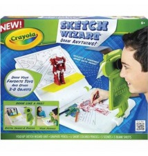 Crayola® Sketch Wizard Staples