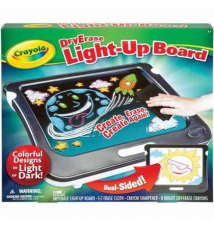 Crayola® Dry Erase Light Up Board Staples