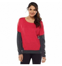 Apt. 9® dropped shoulder sweater for misses Kohl's