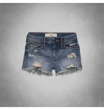 A&F High Rise Short-Shorts Abercrombie & Fitch