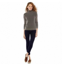 SONOMA life + style® drop-shoulder turtleneck sweater for misses Kohl's