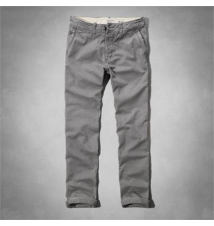 A&F Slim Straight Chinos Abercrombie & Fitch