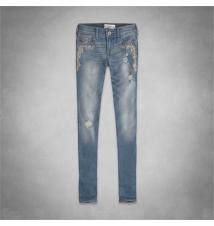 a&f super skinny jeans Abercrombie Kids