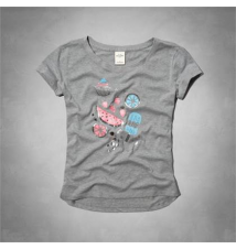 summer treat tee Abercrombie Kids