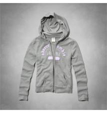classic logo hoodie Abercrombie Kids