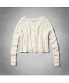 cozy cable sweater Abercrombie..
