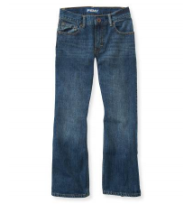 Kids' Medium Wash Bootcut Jean (Husky) Aeropostale