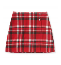 Kids' Plaid Skirt Aeropostale