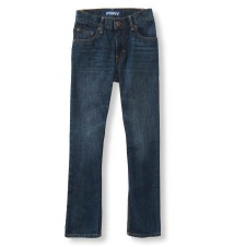 Kids' Medium Wash Skinny Jean (Husky) Aeropostale