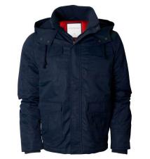 Solid Hooded All-Weather Jacket Aeropostale