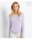 LLD Eyelash Sweater Aeropostal..