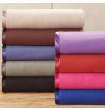 Super Soft Fleece Blanket Anna's Linens
