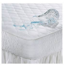 Beautyrest Waterproof Vinyl Mattress Pad Anna's Linens
