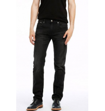 Black Wash Straight Leg Jean Armani Exchange