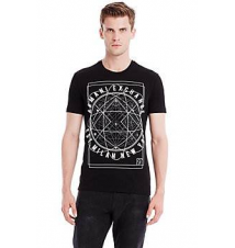 Planet A|X Logo Tee Armani Exchange