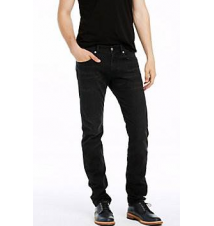 Black Wash Skinny Jean Armani Exchange