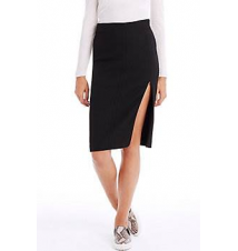 Seamed Midi Skirt Armani Exchange