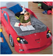 Step2 Corvette Toddler to Twin Bed Babies R Us