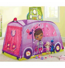 Disney Junior Doc McStuffins Mobile Clinic Play Tent Babies R Us