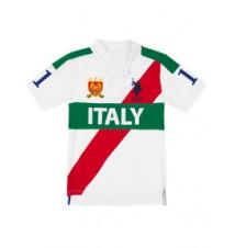 Boys Italy Diagonal Polo Shirt