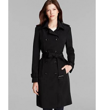 Calvin Klein Trench Coat - Double Breasted Belted Bloomingdale's