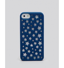 kate spade new york iPhone 5/5s Case - Silicone Cut Out Stars Bloomingdale's