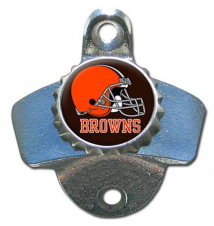 NFL Wall Bottle Opener - Cleveland Browns Brookstone