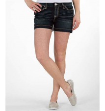 BKE Payton Stretch Short Buckle