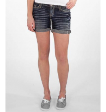 BKE Sabrina Stretch Short Buckle