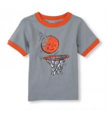 perfect layup graphic tee Children's Place