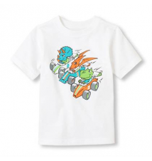 dino race graphic tee Children's Place