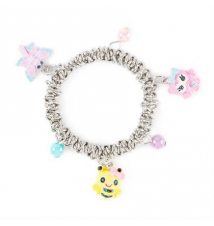 Pastel Glitter Critters Charm Bracelet Claires